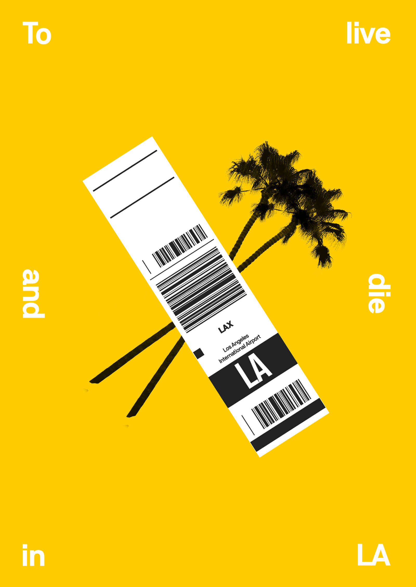 To Live and Die in L.A. - Palms